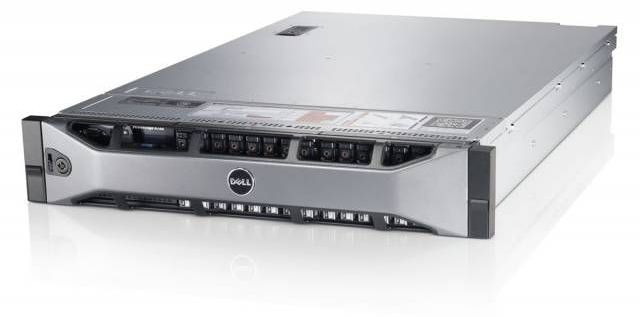 Сервер Dell PowerEdge R720 xd rack ( PE R720xd 0203-34 )
