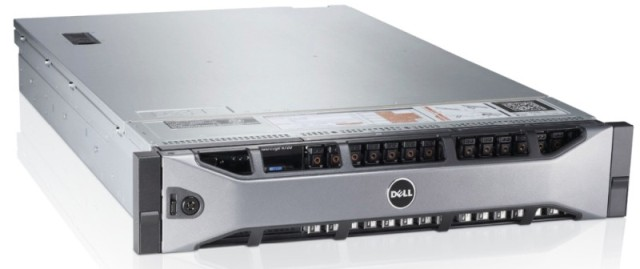 Сервер Dell PowerEdge , PowerEdge R720xd