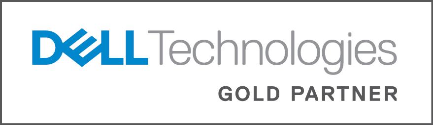 GOLD Partner Dell EMC 2020-2021г. Registered