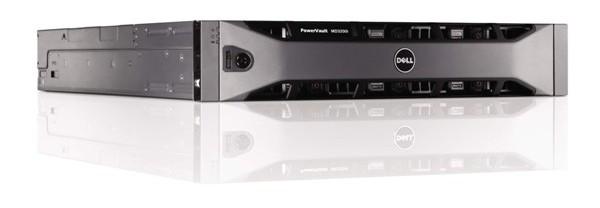 Dell PowerVault MD3820i дисковая система хранения данных Storage MD3 с протоколом iSCSI