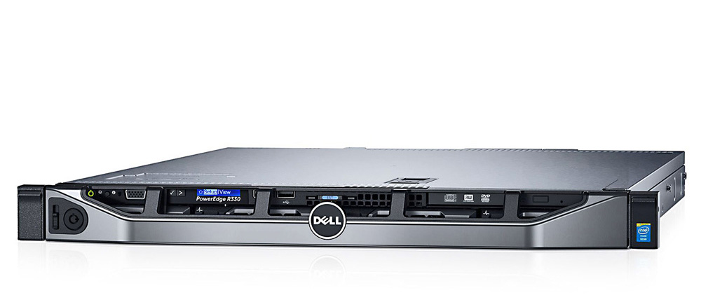 Dell R330 Сервер Dell PowerEdge R330